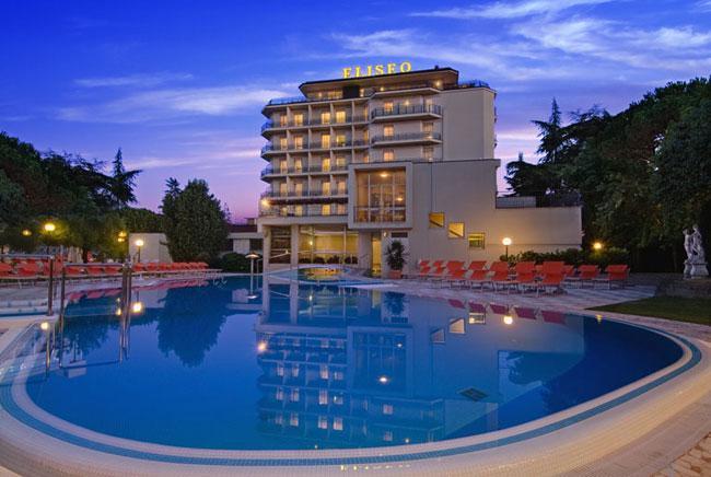 Hotel Terme Eliseo Montegrotto Recensioni